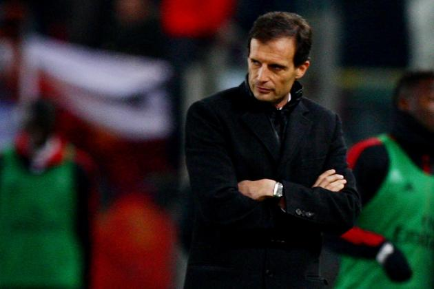 3 Reasons Milan's Turnaround Shouldn't Save Allegri