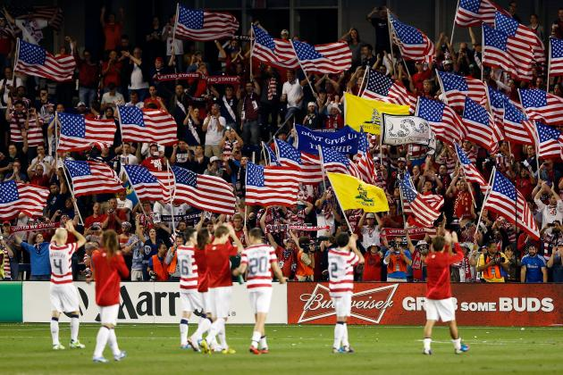 Picking the Cities and Stadiums for the USMNT's World Cup Qualifiers in 2013