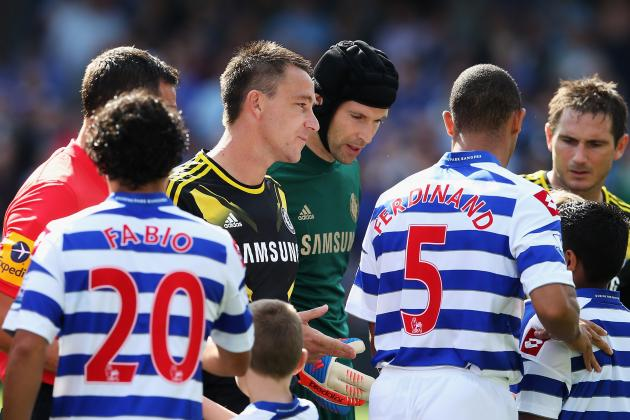Chelsea vs. QPR: Stories to Look out for