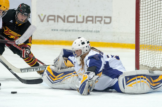 CIS 2012-13 Women's Hockey Midseason Report Card