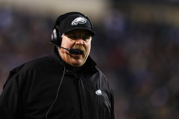 Winners & Losers as Philadelphia Eagles Fire Andy Reid
