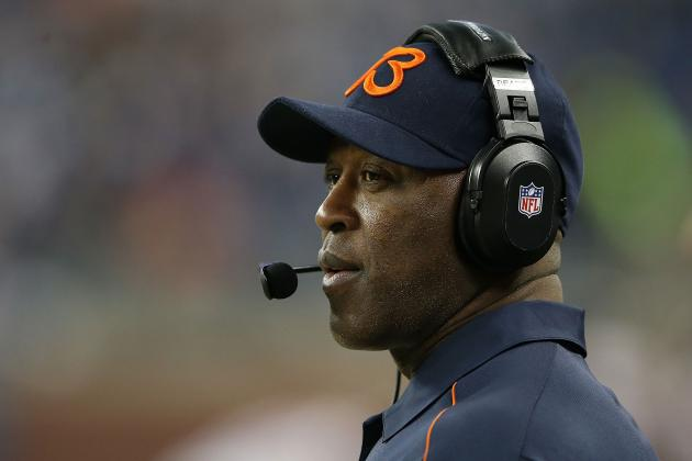 9 Ways Chicago Bears Can Re-Tool After Firing Lovie Smith (and 1 To Avoid)