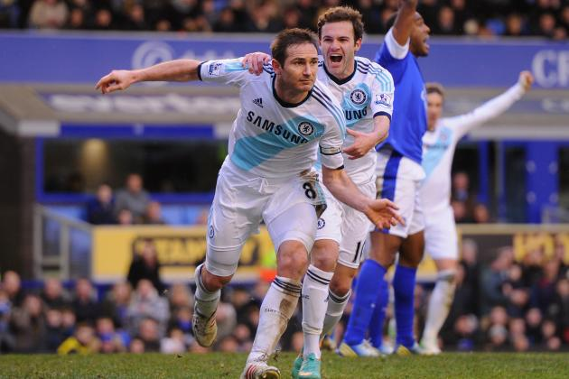Frank Lampard's 5 Best Premier League Performances