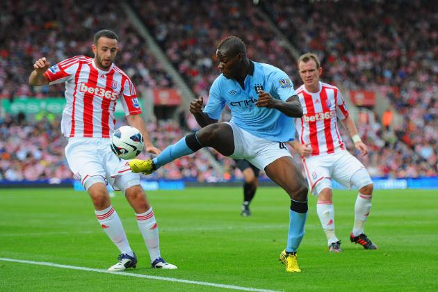 Manchester City vs. Stoke City: 5 Key Battles to Watch