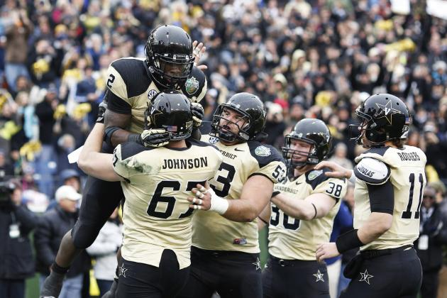 Music City Bowl 2012: Grading N.C. State and Vanderbilt's Performances