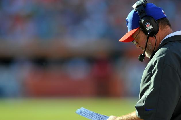 5 Ways Buffalo Bills Can Rebuild Franchise After Firing Head Coach Chan Gailey