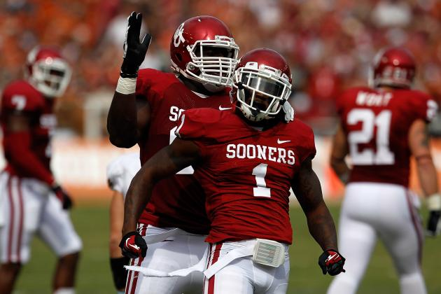 Oklahoma Football: Projecting the Sooners' 2013 Defensive Depth Chart