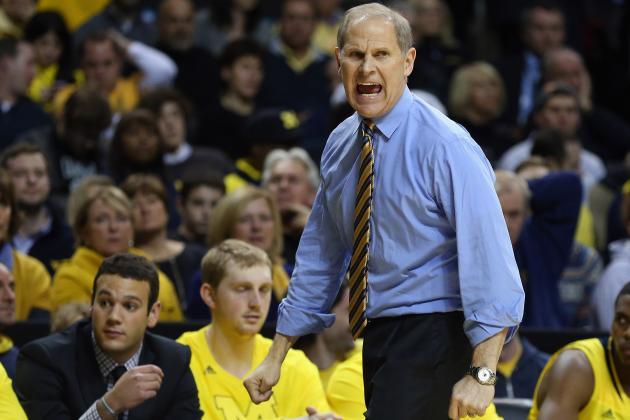 Michigan Basketball: Ranking the 5 Biggest Roadblocks to the Big Ten Title