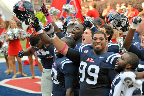 Ole Miss Football: BBVA Compass Bowl vs. Pittsburgh Panthers
