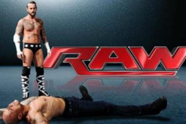 WWE: Power Ranking the Top 5 Episodes of Monday Night Raw in 2012
