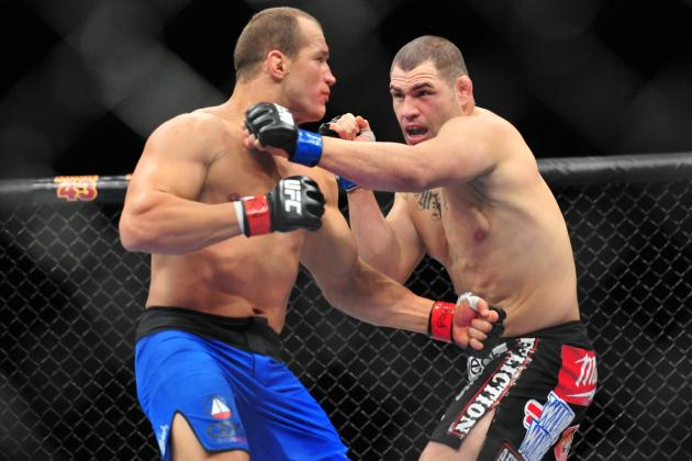 Dos Santos vs. Velasquez 2 and the 5 Best Championship Rematches in UFC History