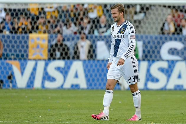 David Beckham Transfer Rumors: Latest News on the English Superstar