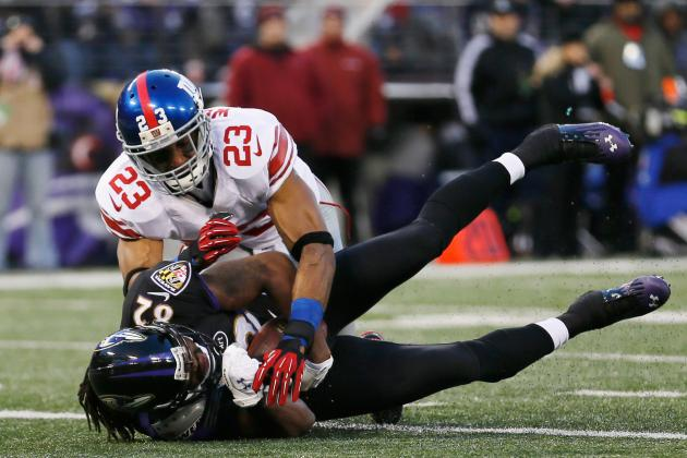 Who Must Stay, Who Must Go for the New York Giants?