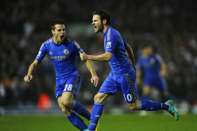 5 Chelsea Players Set to Explode in 2013