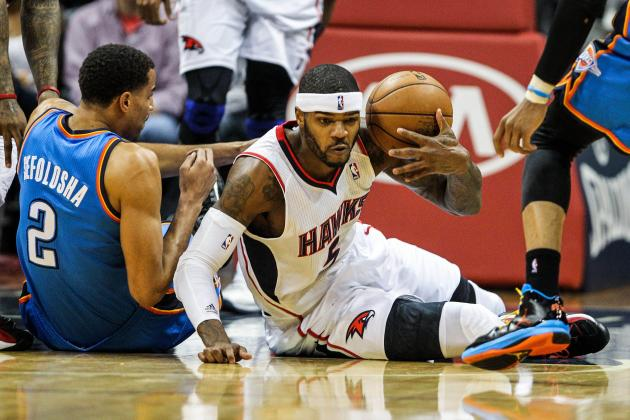 Josh Smith: Trades the Atlanta Hawks Would Actually Want