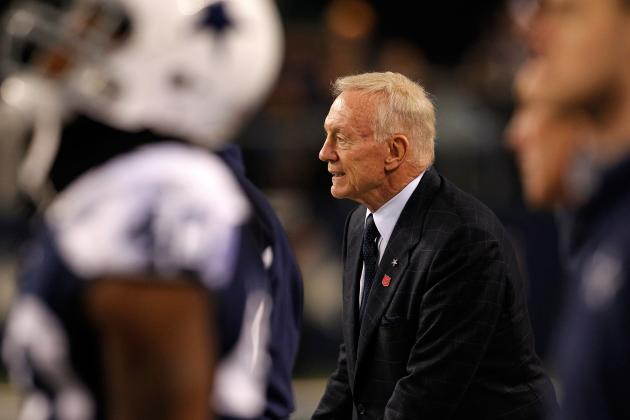 Dallas Cowboys: 5 New Year's Resolutions for the Cowboys Heading into 2013