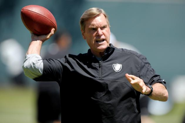 10 Candidates to Replace Greg Knapp as Oakland Raiders Offensive Coordinator