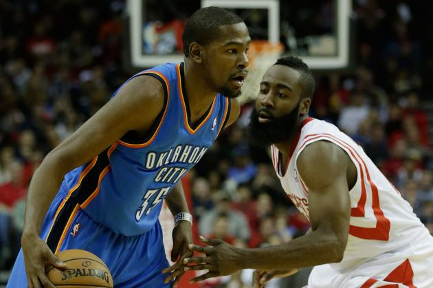 5 Bold Predictions for the Oklahoma City Thunder in 2013