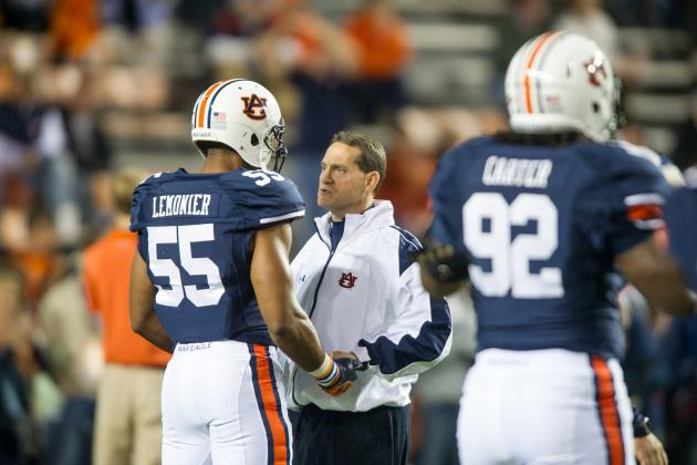 Auburn Football Recruiting: 9 Commits Tigers Can't Afford to Lose