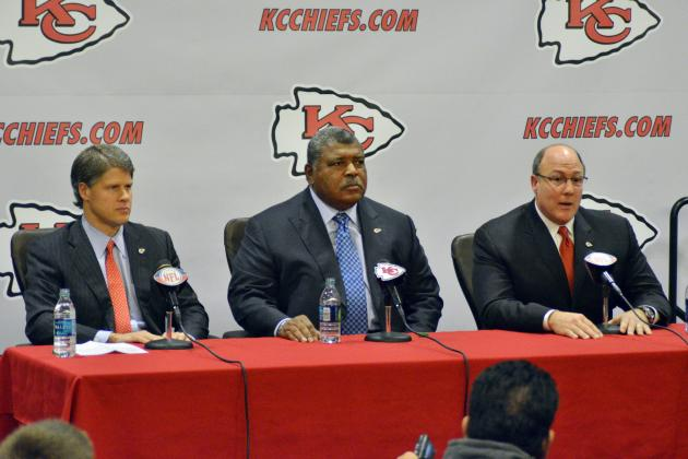 Kansas City Chiefs: 2012 Year in Review