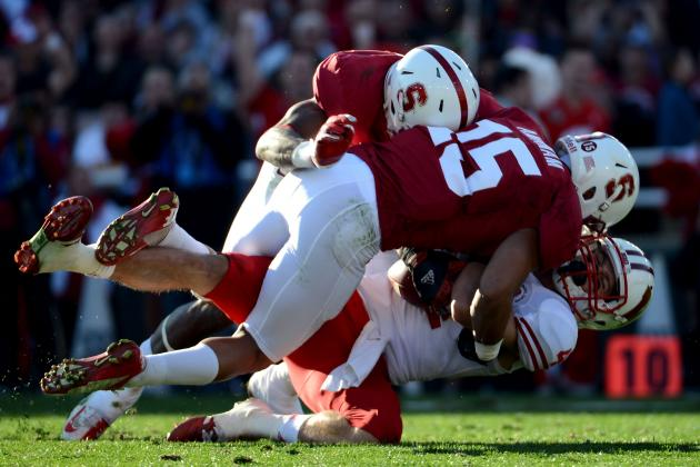 Wisconsin vs. Stanford: Postgame Grades for the Cardinal's 2013 Rose Bowl Win