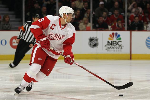 5 Storylines to Look for from the Detroit Red Wings in 2013