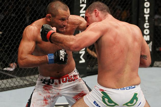 MMA's Durable Dozen: The 12 Most Indestructible Fighters in MMA History