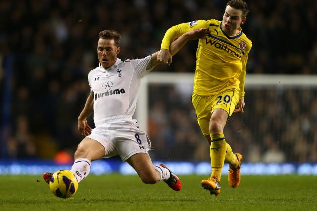 Tottenham Hotspur 3—1 Reading: Player Ratings