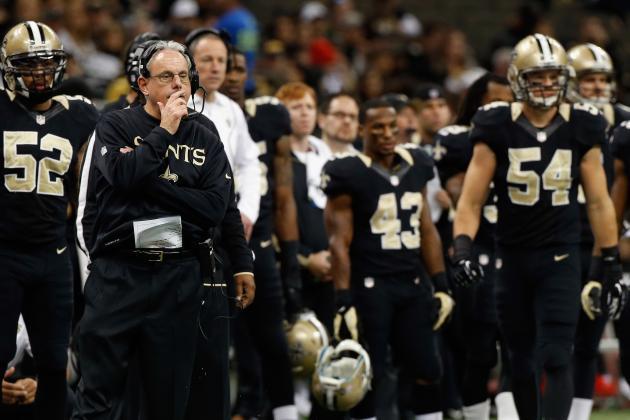 Grading Every Saints Starter's 2012 Regular Season