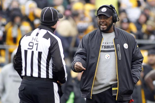 5 New Years Resolutions for the Pittsburgh Steelers Heading into 2013