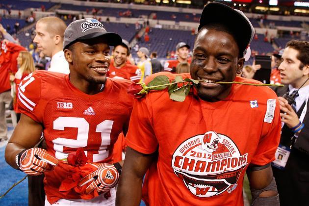 Wisconsin vs. Stanford: Postgame Grades for Badgers' 2013 Rose Bowl Loss