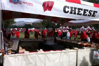 Rose Bowl Game: Wisconsin Fans Can Party Like No Other Fans