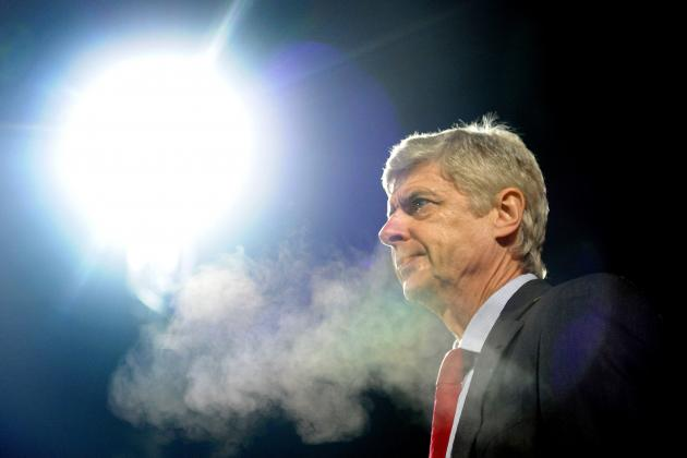 Arsene Wenger's 8 Costliest Mistakes in 2012