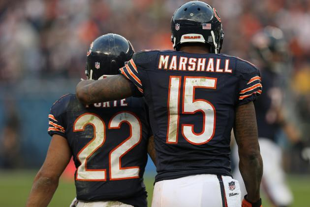 Grading Every Chicago Bears Starter's 2012 Regular Season