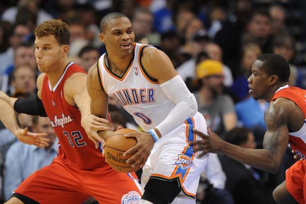 Ranking the 2012-13 NBA Season's Most Thrilling Teams