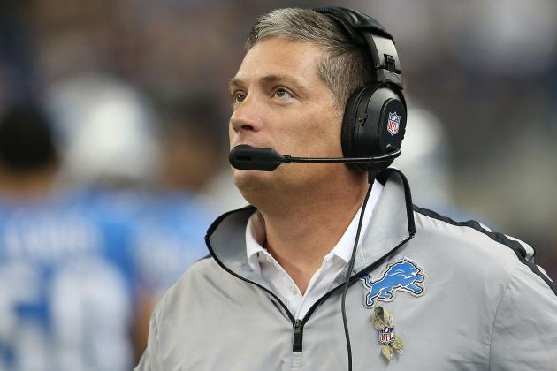 Jim Schwartz's Biggest Mistakes as the Detroit Lions Head Coach