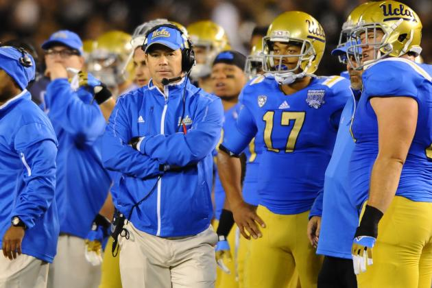 UCLA Football Recruiting: Updates on 2013 Commits and Targets