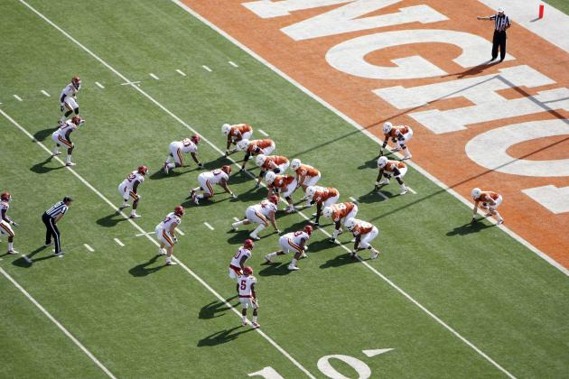 Texas Football: Longhorns' Top 5 Plays from the 2012 Season