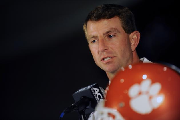 Clemson Football Recruiting: Updates on 2013 Commits and Targets