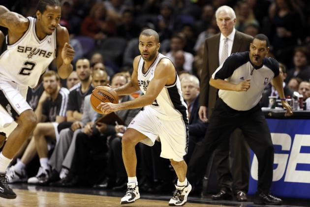 5 Bold Predictions for the San Antonio Spurs in 2013