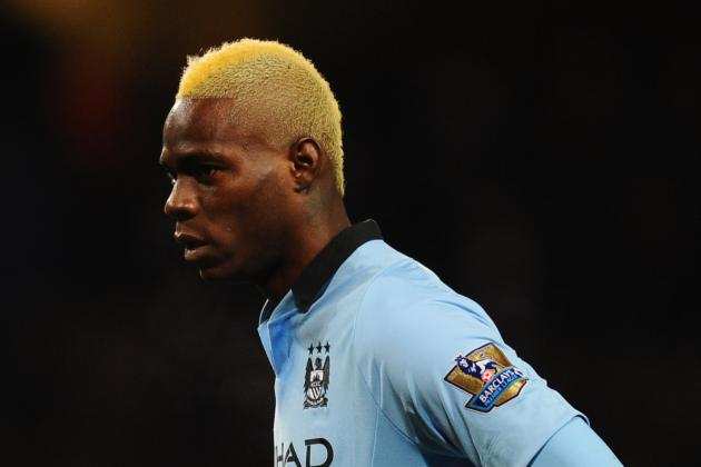 Mario Balotelli Transfer Rumours: Latest News on the Man City Star