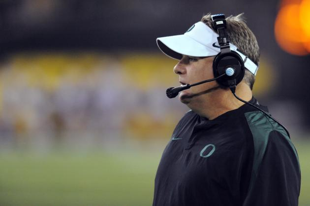 Oregon Football: 5 Reasons Why Chip Kelly Shouldn't Bolt for NFL