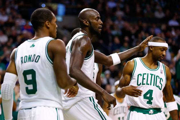 Boston Celtics' Stock Watch: Players Rising and Falling Near Halfway Point