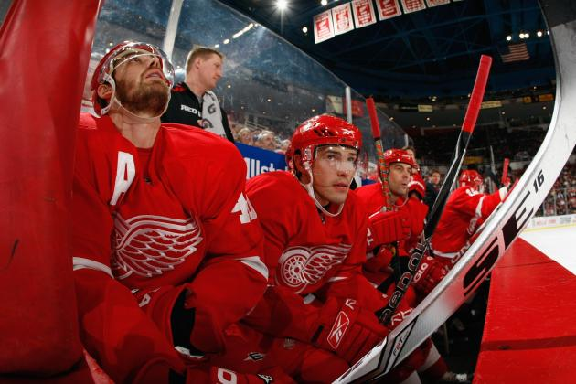 Detroit Red Wings: Predicting Their Starting Lineup for the 2013 NHL Season