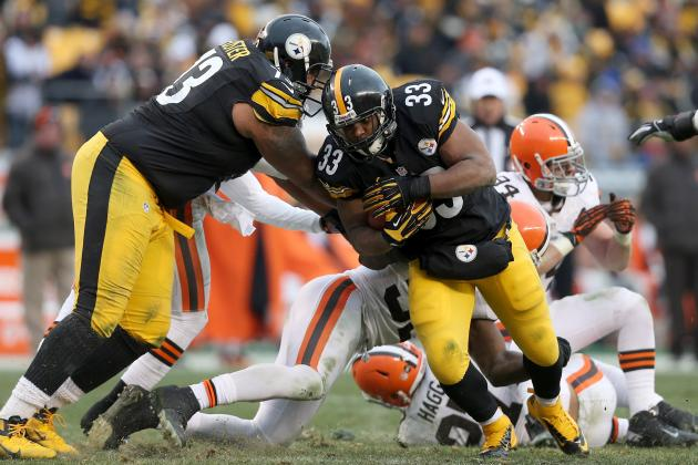 5 Biggest Draft Needs for the Pittsburgh Steelers