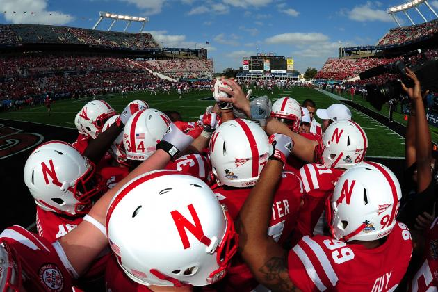 Nebraska Football: Grading All 22 Starters from the Capital One Bowl