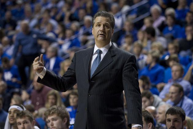 Kentucky Basketball: 5 Bold Predictions for the SEC Season