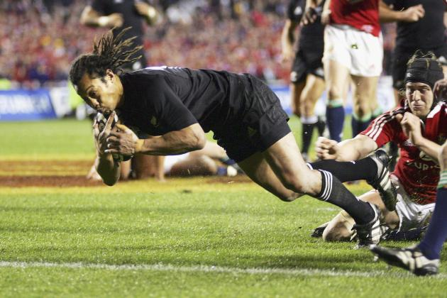 Rugby: 13 Great Players to Wear No. 13 to Welcome 2013