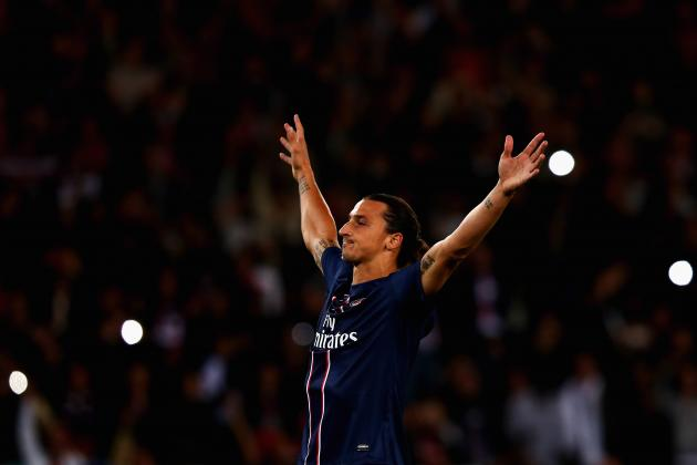 10 Bold Predictions for Zlatan and PSG in 2013