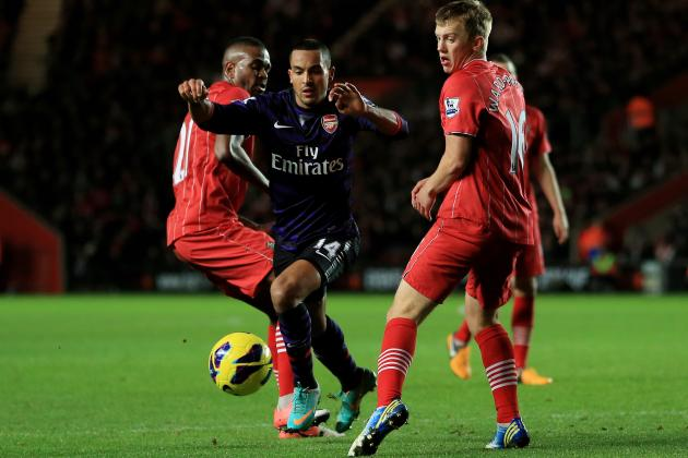 5 Questions Raised from Arsenal's Draw with Southampton